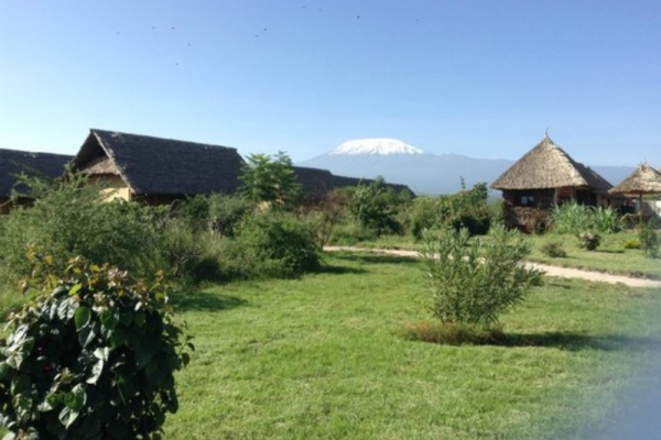 AA Lodge @Amboseli – Kenia
