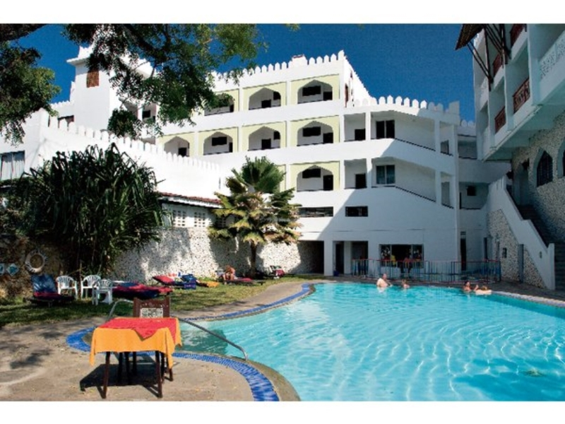 Bamburi Beach Resort @Mombasa – Kenia