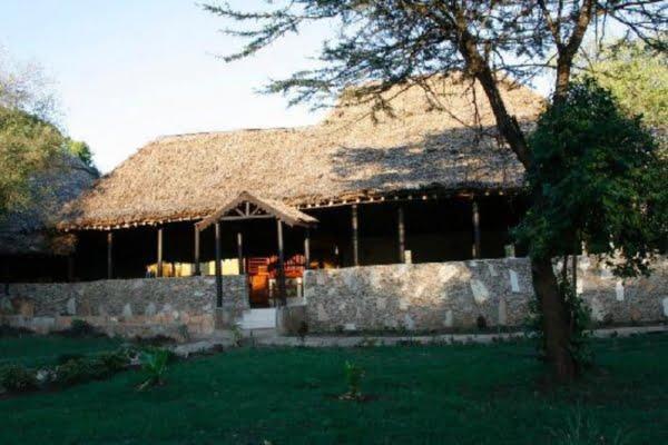 Ol Moran Camp @Masai Mara – Kenia