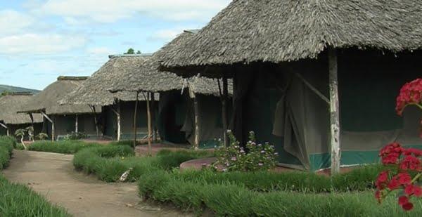 Manyatta Camp @Masai Mara – Kenia
