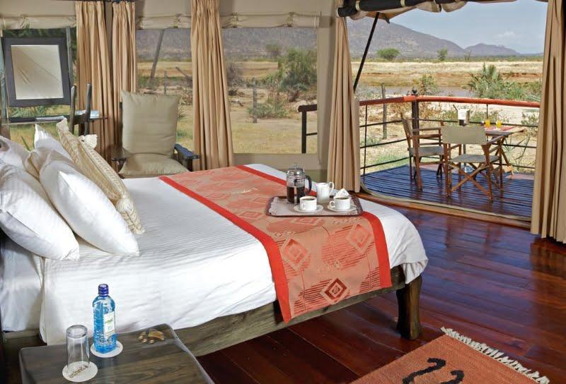 Ashnil @Samburu National Reserve – Kenia