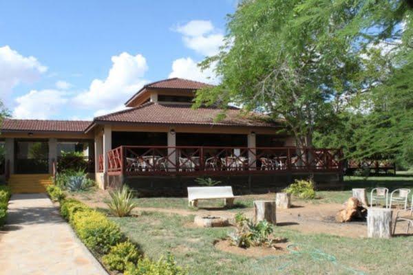 Ashnil Aruba Lodge @Tsavo East – Kenia