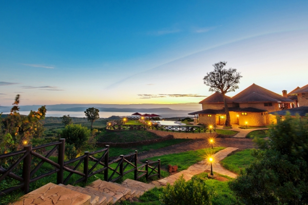 Sopa Lodge @Lake Nakuru National Park – Kenia