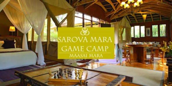 Sarova Camp @Masai Mara – Kenia
