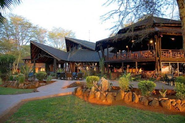Ol Tukai Lodge @Amboseli – Kenia