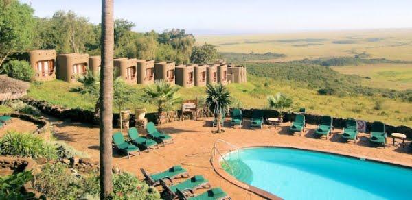 Serena Lodge @Masai Mara – Kenia