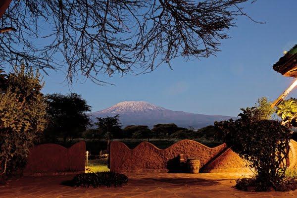 Sopa Lodge @Amboseli – Kenia