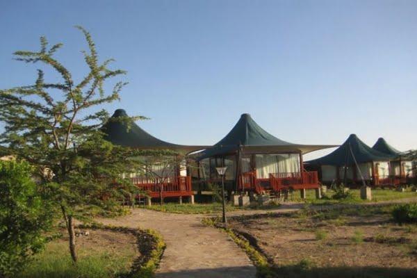 Leisure Camp @Masai Mara – Kenia