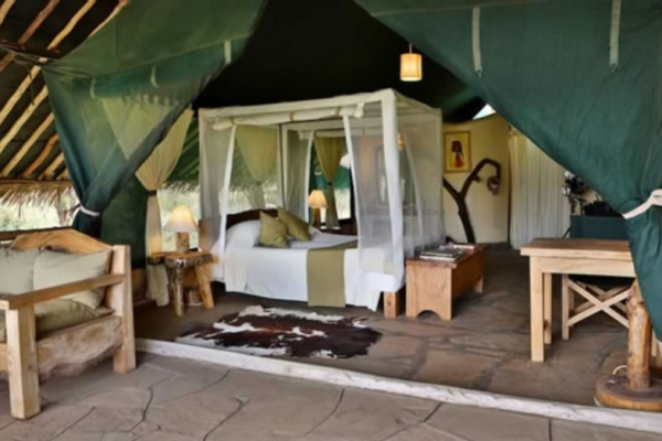 Kibo Safari Camp @Amboseli – Kenia