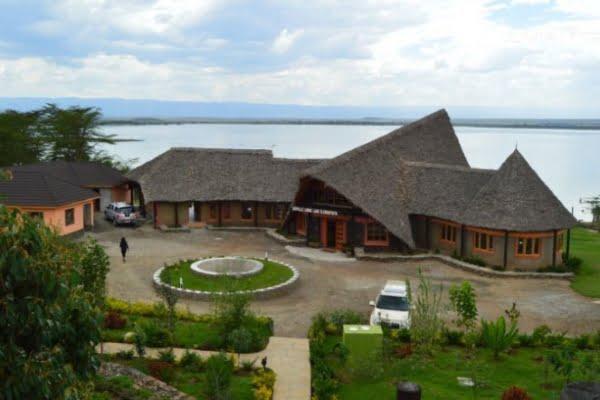 Sentrim Lodge (Lake Elementaita) @Lake Nakuru National Park – Kenia