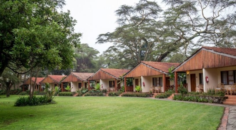 Country Club @Lake Naivasha – Kenia