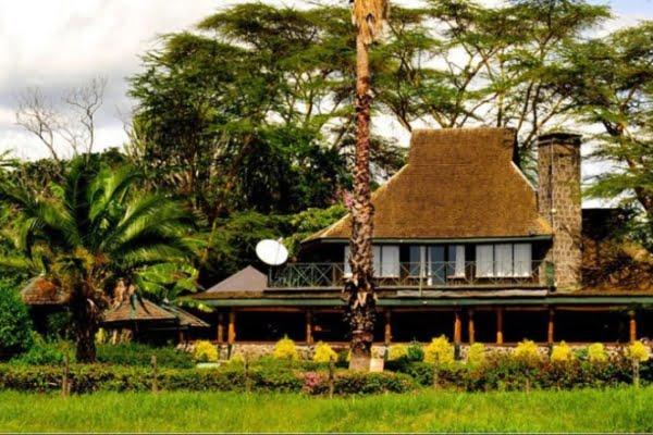 Lake Nakuru Lodge @Lake Nakuru National Park – Kenia