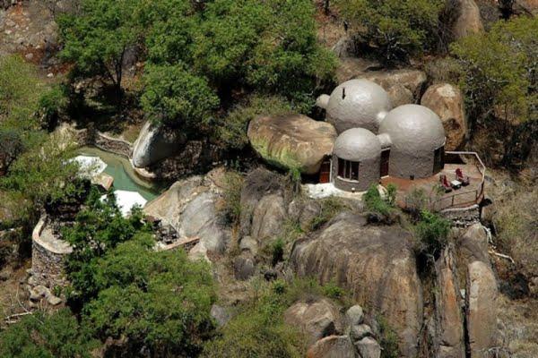 Manyatta Rock Camp @Tsavo West – Kenia