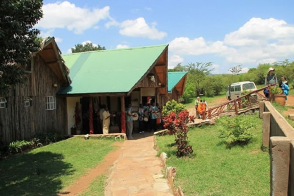 Sentrim Mara Camp @Masai Mara – Kenia