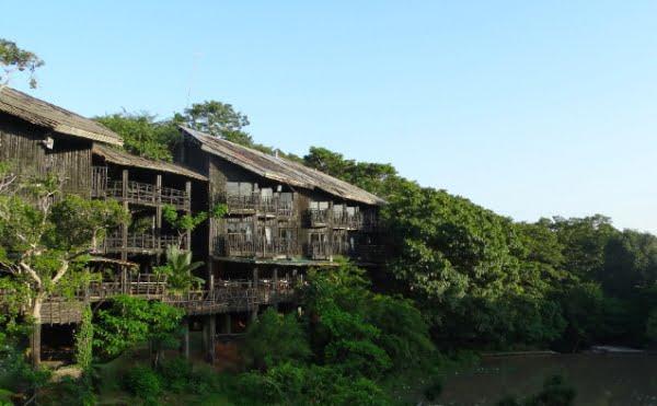 Shimba Hills Lodge @Tsavo East – Kenia